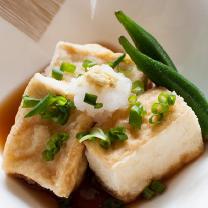 A6.Agedashi Tofu