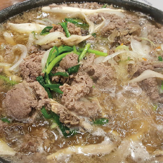H6. Bulgogi Hot Pot