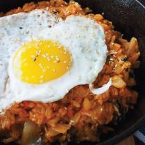 K11. Kimchi Fried Rice