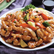 K12. Sweet & Sour Pork