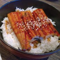 K5. Eel Rice Bowl (Unagi Dupbap)