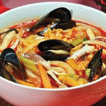N2. Spicy Seafood Noodle